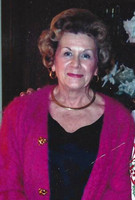Dot Montgomery, President of the GCV, 1982-84, President of the MGC, 1953-55 & 1963-65, Lifetime Member of the MGC.
